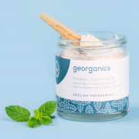 Natural toothpaste Peppermint