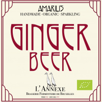 Amarilis Ginger Beer
